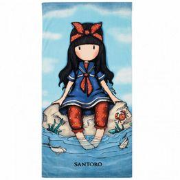 Πετσέτα Θαλάσσης Παιδική 5807 Santoro Das Baby Θαλάσσης 75x140cm
