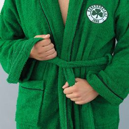 Μπουρνούζι Panathinaikos Adults Green Palamaiki XX-Large