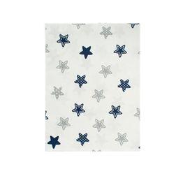 Πάνα Βρεφική Star 102 Blue DimCol 80x80cm