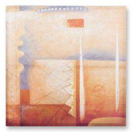 Πίνακας 805-1033 80Χ80 Artekko Τετράγωνοι Καμβάς