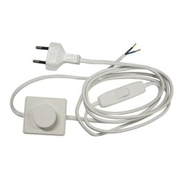 Dimmer Cable 200W 00021 White Solomon