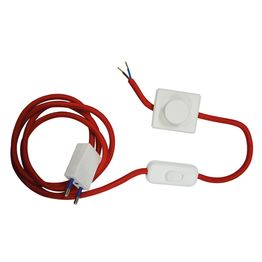 Dimmer Cable 200W 00023 Red Solomon