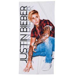 Πετσέτα Θαλάσσης Παιδική 5806 Justin Bieber Das Baby Θαλάσσης 70x140cm