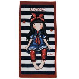 Πετσέτα Θαλάσσης Παιδική 5810 Santoro Das Baby Θαλάσσης 75x140cm