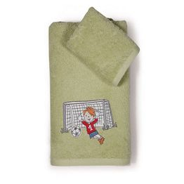 Πετσέτες Παιδικές Σετ 2τμχ. Football Game Olive Nef Nef Σετ Πετσέτες