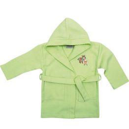 Μπουρνούζι Βρεφικό 6389 Baby Smile Embroidery Green Das Baby 0-2 ετών No 2