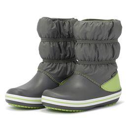 Crocs - Crocs Crocband Winter Boot K 206550-0GX - 00052