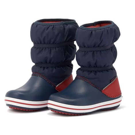 Crocs - Crocs Crocband Winter Boot K 206550-485 - 00482