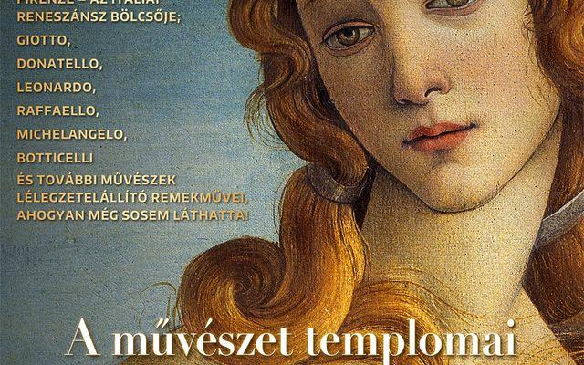 Firenze és az Uffizi Képtár - VÁRkert Mozi