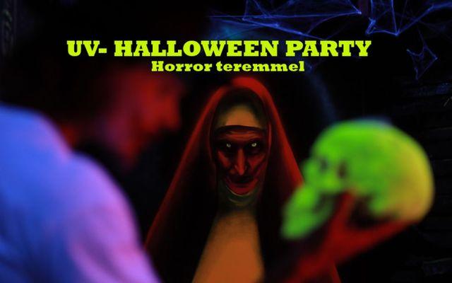 InDoor Halloweeni Party