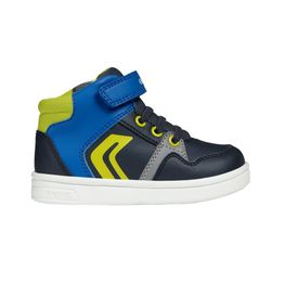Geox παιδικα sneakers μποτάκια Baby Djrock Boy - B842CA - Μπλε
