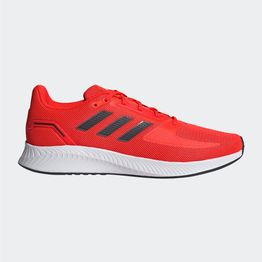 Adidas ανδρικά αθλητικά παπούτσια ''Run Falcon 2.0'' - H04537 - Κόκκινο