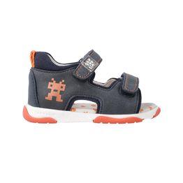 Garvalin βρεφικά παπούτσια με διπλό velvcro (24-26) - 212608-1 - Μπλε Σκούρο