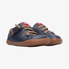 Camper βρεφικά παπούτσια με ελαστικά κορδόνια