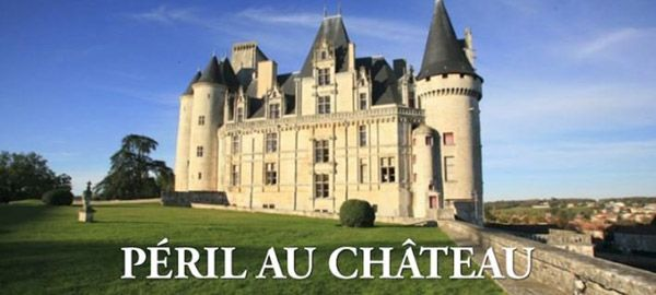Péril au château - Meurtres à La Rochefoucauld 2019 FRENCH HDTV 720p H264 AAC