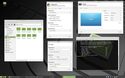 Linux Mint 19.3 <em>Tricia</em> will arrive before Christmas