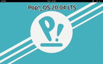 Pop!_OS 20.04 LTS released