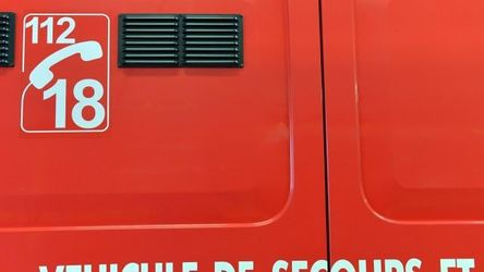 a13, accident, octogenaire