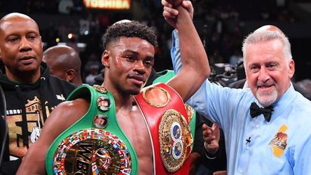 wbc, ibf, errol, spence, champion, welters, hospitalise, violent, accident, routele, boxeur, americain, invaincu, victime, soigner