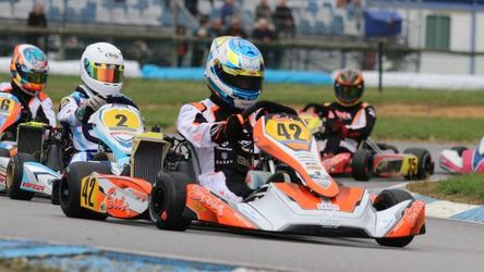 karting, ornais, paul