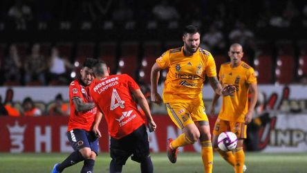 football, mexique, tigres