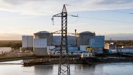 centrale, fessenheim, nucleaire