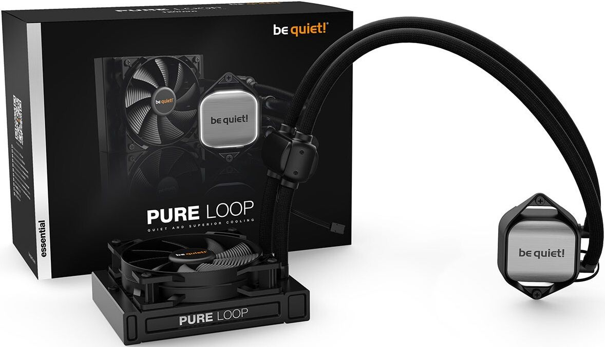 be quiet! Pure Loop