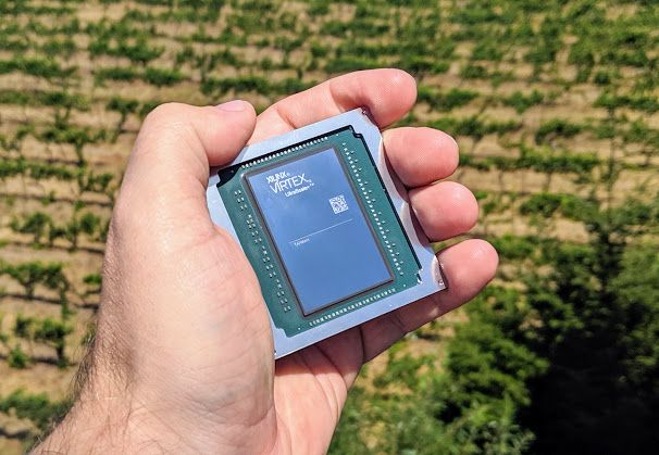 Virtex UltraScale Plus VU19P