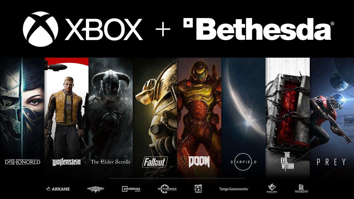 Xbox и Bethesda