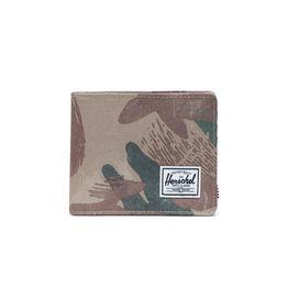 Herschel Supply Co. Roy coin wallet XL RFID brushstroke camo - 10404-02460-os