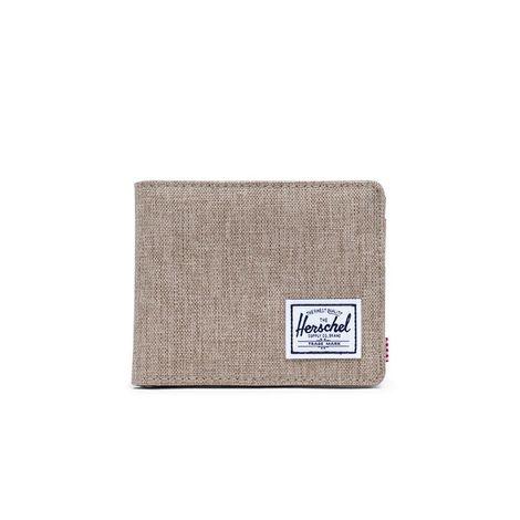 Herschel Supply Co. Hank RFID wallet kelp crosshatch/kelp - 10368-02731-os