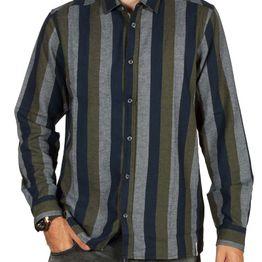 Anerkjendt Akles ριγέ πουκάμισο - 9519010