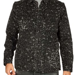 Anerkjendt Aklobi shirt jacket με άνιμαλ πριντ - 9519964