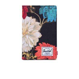 Herschel Supply Co. Search Passport Holder RFID vintage floral black - 10399-02997-os