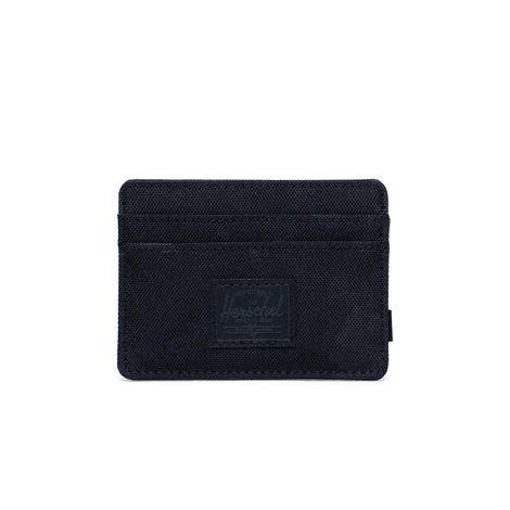 Herschel Supply Co. Charlie RFID wallet black/tonal camo - 10360-02987-os