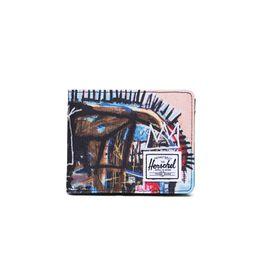 Herschel Supply Co. Roy coin wallet RFID Basquiat skull - 10403-03032-os