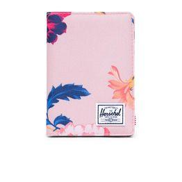 Herschel Supply Co. Raynor Passport Holder RFID winter flora - 10373-02996-os