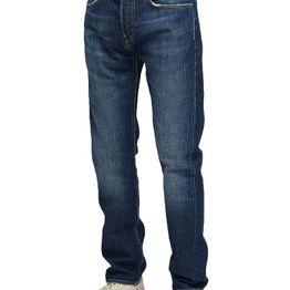 EDWIN ED-80 slim tapered jeans rainbow selvage blue hikaru wash - i022388-01-ht