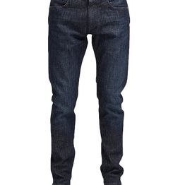 EDWIN ED-85 slim tapered drop crotch jeans blue taiki wash - i027223-01-ik