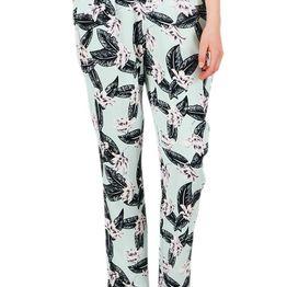 Minimum γυναικείο παντελόνι σαλβάρι Ninel surf mint - 123070260