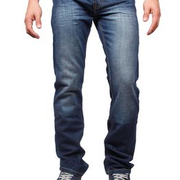 Bellfield Nevada delphus straight fit jeans - bel-1003