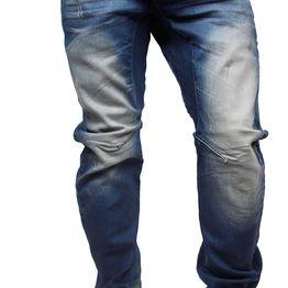 Humor Zuniga jeans ξεβαμμένο - 8115512
