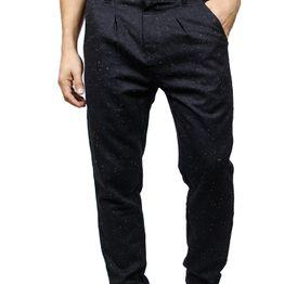 Anerkjendt Gianabe tweed παντελόνι μπλε - 9516610