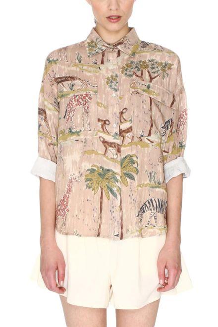 Pepaloves safari πουκάμισο - 108255