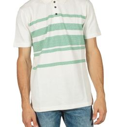 Anerkjendt Martin πόλο μπλούζα πικέ εκρού - 9217312-ec