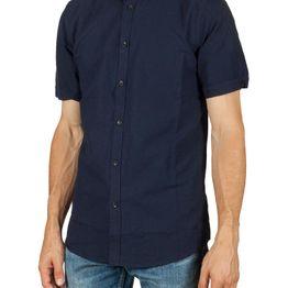 Anerkjendt Kamil πουκάμισο μπλε - 9217035