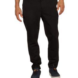 Anerkjendt Bodan chino παντελόνι μαύρο - 9417601