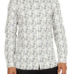 Anerkjendt Dexter ανδρικό πουκάμισο λευκό - 9417007