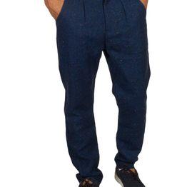 Anerkjendt Gibby παντελόνι μπλε - 9417603