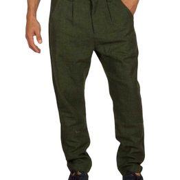 Anerkjendt Gibby παντελόνι πράσινο - 9417605